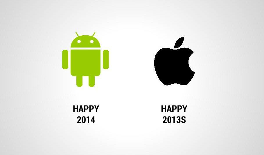 happy2014_android_apple