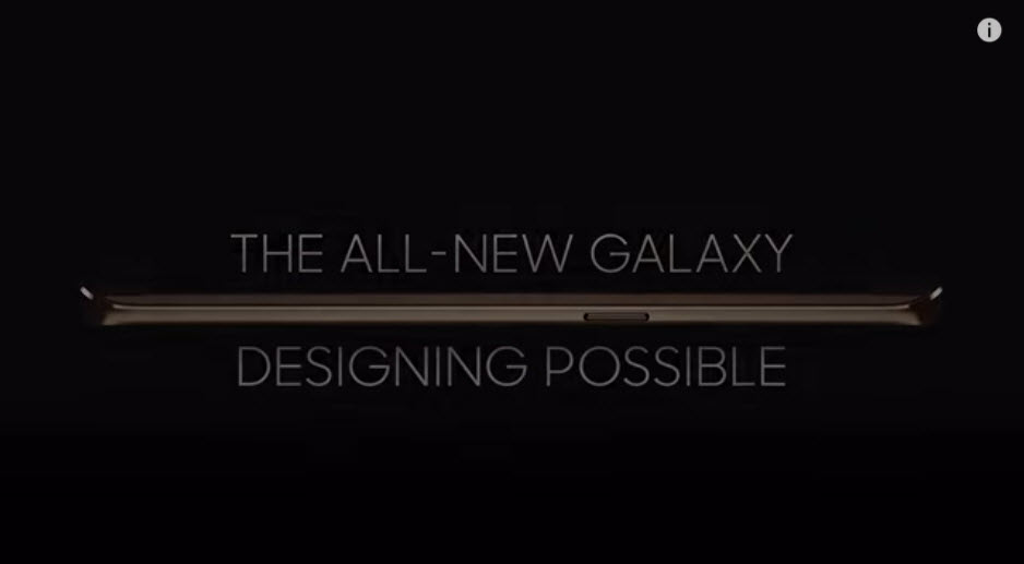 New video details Samsung Galaxy S6 edge production