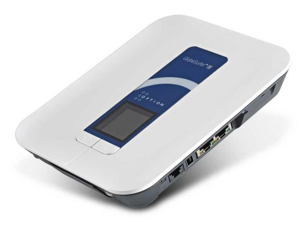 OPTION GLOBESURFER III 3G ROUTER