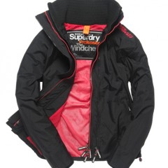 Superdry Pop Zip windcheater