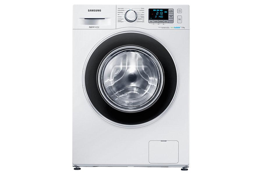 Samsung WF70F5EBP4W EcoBubble wasmachine