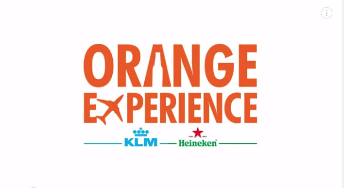 Heineken & KLM: The Orange Experience 2015 – YouTube