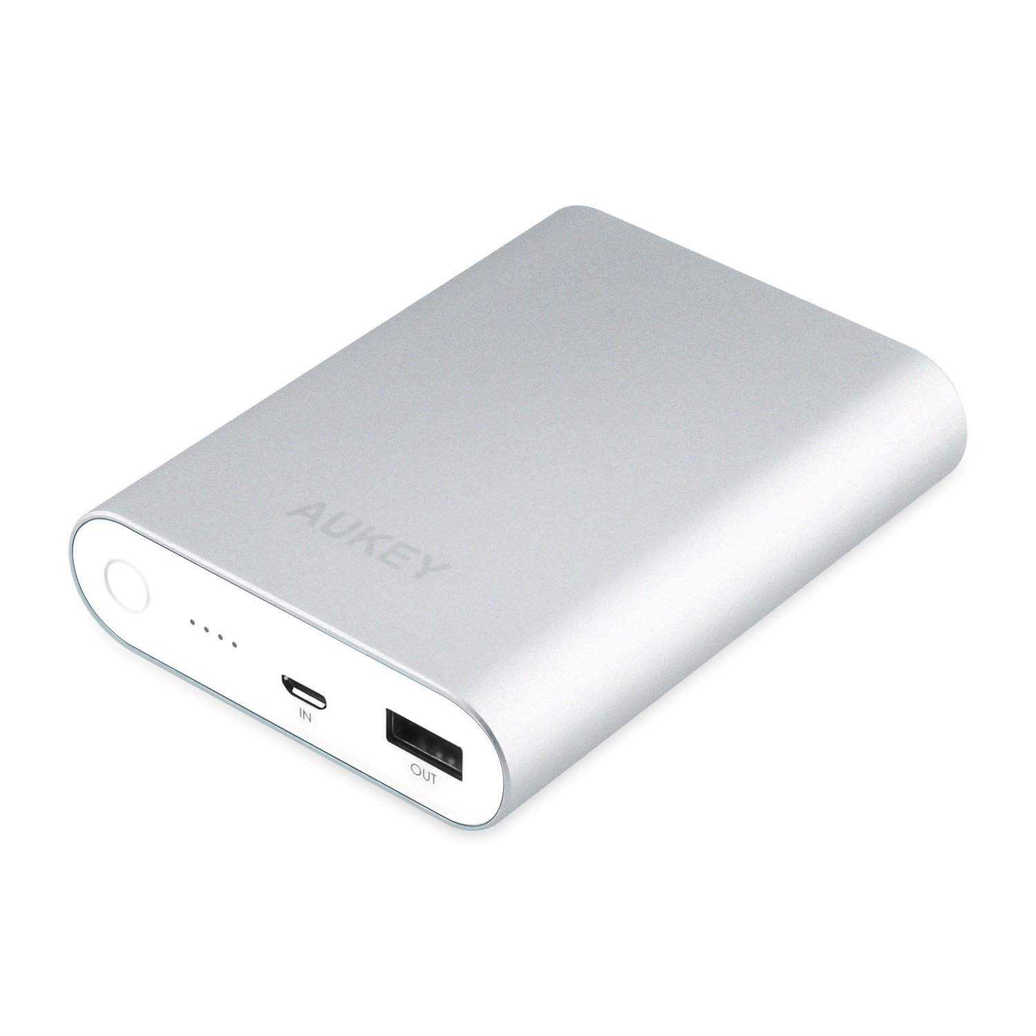 Aukey Quick Charge 2.0 10000mAh Portable External Battery Fast Charger