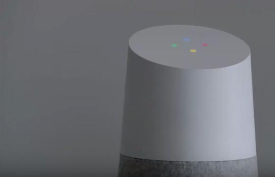 Google Home 2016