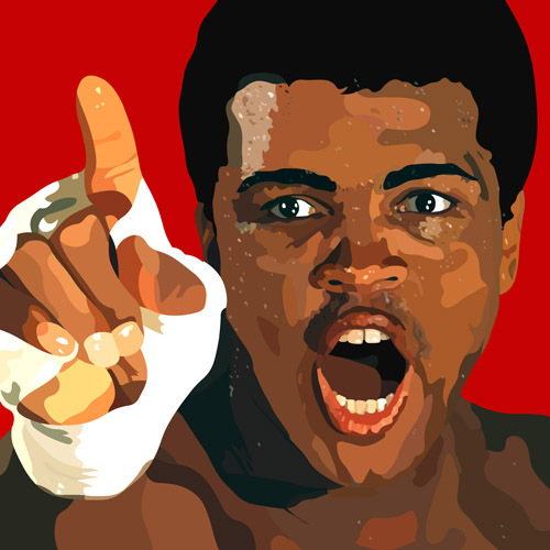 RIP: Cassius Clay aka Muhammad Ali